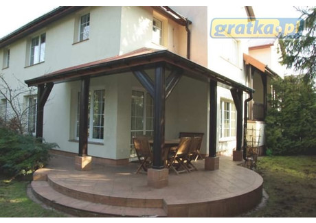 Dom na sprzedaż - Czereś›niowa Konstancin-Jeziorna, Piaseczyński (pow.), 274 m², 1 375 000 PLN, NET-210