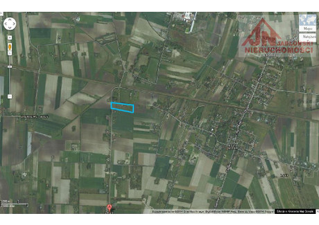 Działka na sprzedaż - Żaby, Baranów, Grodziski, 3009 m², 189 000 PLN, NET-JBK-GS-668