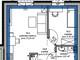 Mieszkanie na sprzedaż - Jasień, Brzesko (gm.), Brzeski (pow.), 37,57 m², 164 000 PLN, NET-19