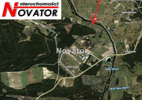 Działka na sprzedaż - Nowe Dąbie, Łabiszyn, Żniński, 1305 m², 72 000 PLN, NET-NOV-GS-106014