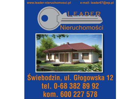 Działka na sprzedaż - Świebodzin, Świebodziński, 510 m², 178 000 PLN, NET-3624