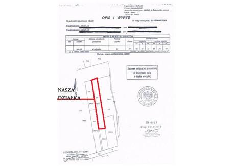 Działka na sprzedaż - Młyńska Świebodzin, Świebodziński, 3645 m², 206 000 PLN, NET-4376