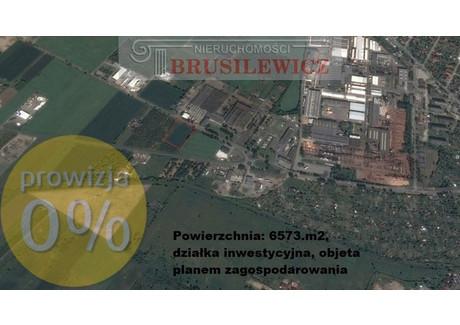 Działka na sprzedaż - Okrętowa Barlinek, Myśliborski, 6573 m², 480 000 PLN, NET-35/1459/OGS