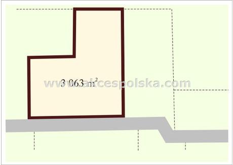 Działka na sprzedaż - Puszczyka Prażmów, Piaseczyński, 3063 m², 99 000 PLN, NET-GS-98690-10
