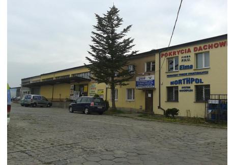 Magazyn, hala na sprzedaż - Przemysłowa 21 Wejherowo, Wejherowski (pow.), 288 m², 200 000 PLN, NET-28