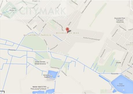 Działka na sprzedaż - Michałowice-Wieś, Michałowice, Pruszkowski, 1800 m², 400 000 PLN, NET-73556