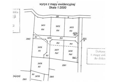 Działka na sprzedaż - Jarogniewice, Zielona Góra, Zielonogórski, 1185 m², 53 325 PLN, NET-PAW-RE31-669-33670