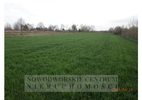 Działka na sprzedaż - Nowy Dwór Mazowiecki, Nowy Dwór Mazowiecki, Nowodworski, 1415 m², 133 010 PLN, NET-746/251/ODzS