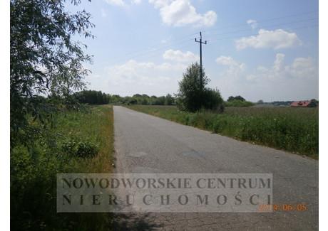 Działka na sprzedaż - Załuski Załuski, Załuski, Płoński, 1381 m², 89 765 PLN, NET-754/251/ODzS