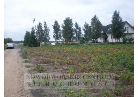 Działka na sprzedaż - Zakroczym, Wygoda Smoszewska, Nowodworski, 16 900 m², 135 200 PLN, NET-574/251/ODzS