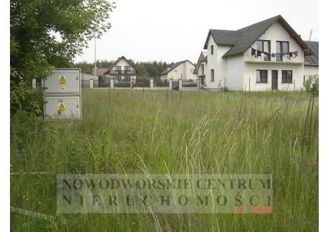 Działka na sprzedaż - Nowy Dwór Mazowiecki, Nowy Dwór Mazowiecki, Nowodworski, 718 m², 135 000 PLN, NET-633/251/ODzS