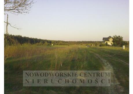 Działka na sprzedaż - Osiedle Młodych Jabłonna, Boża Wola, Legionowski, 800 m², 96 000 PLN, NET-242/251/ODzS