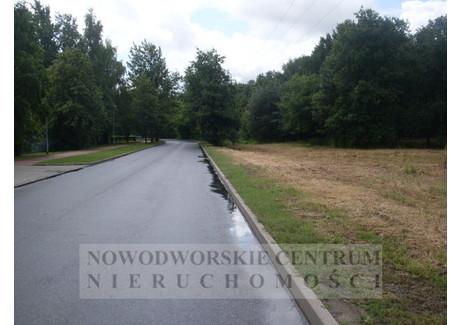 Działka na sprzedaż - Nowy Dwór Mazowiecki, Nowy Dwór Mazowiecki, Nowodworski, 2738 m², 548 000 PLN, NET-454/251/ODzS