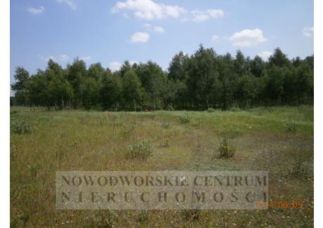 Działka na sprzedaż - Załuski Nowy Dwór Mazowiecki, Nowy Dwór Mazowiecki, Nowodworski, 1000 m², 65 000 PLN, NET-752/251/ODzS