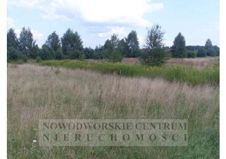 Działka na sprzedaż - Czosnów, Sowia Wola Folwarczna, Nowodworski, 1200 m², 150 000 PLN, NET-470/251/ODzS