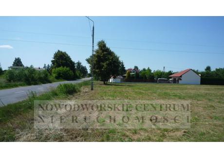 Działka na sprzedaż - Leoncin, Nowe Grochale, Nowodworski, 1538 m², 107 660 PLN, NET-452/251/ODzS