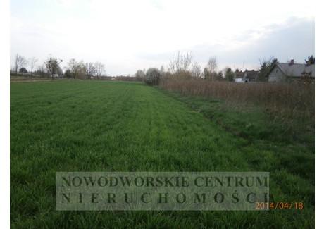 Działka na sprzedaż - Czosnów, Czosnów, Nowodworski, 1200 m², 115 200 PLN, NET-731/251/ODzS