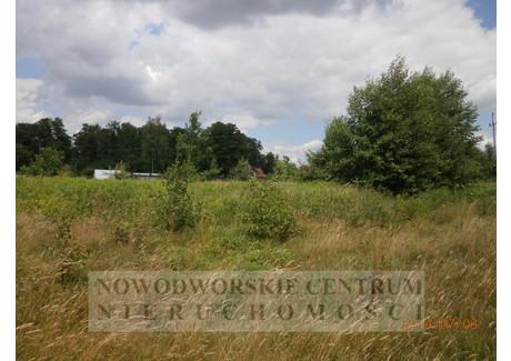 Działka na sprzedaż - Leoncin, Nowa Mała Wieś, Nowodworski, 2713 m², 170 000 PLN, NET-763/251/ODzS
