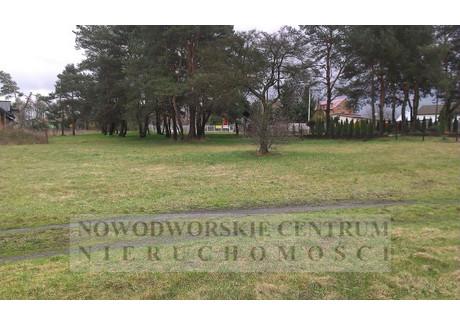 Działka na sprzedaż - Czosnów, Nowodworski, 1292 m², 284 000 PLN, NET-738/251/ODzS