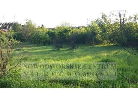 Działka na sprzedaż - Nowy Dwór Mazowiecki, Nowy Dwór Mazowiecki, Nowodworski, 1611 m², 250 000 PLN, NET-620/251/ODzS