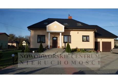 Dom na sprzedaż - Czosnów, Kazuń Nowy, Nowodworski, 240 m², 770 000 PLN, NET-233/251/ODS
