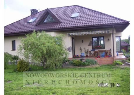 Dom na sprzedaż - Kampinoski Park Narodowy. Czosnów, Wrzosówka, Nowodworski, 267,7 m², 850 000 PLN, NET-400/251/ODS