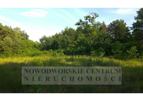 Działka na sprzedaż - Nowy Dwór Mazowiecki, Nowy Dwór Mazowiecki, Nowodworski, 3640 m², 570 000 PLN, NET-630/251/ODzS