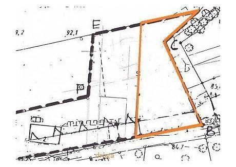 Działka na sprzedaż - Ochla, Zielona Góra, Zielonogórski, 904,4 m², 85 000 PLN, NET-2470297