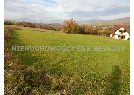 Działka na sprzedaż - Gilowice, Żywiecki, 1400 m², 70 000 PLN, NET-EBB-GS-31