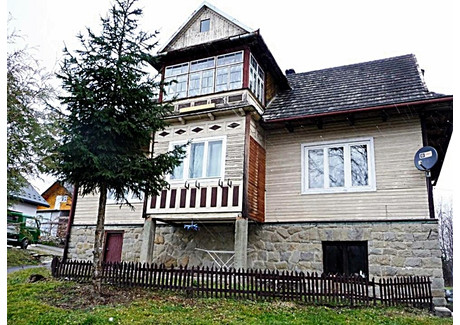 Dom na sprzedaż - Lubień, Lubień (gm.), Myślenicki (pow.), 270 m², 215 000 PLN, NET-m838