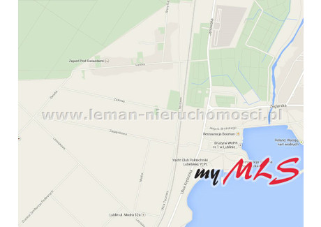 Działka na sprzedaż - Zemborzyce, Lublin, Lublin M., 10 019 m², 500 950 PLN, NET-LEM-GS-5534