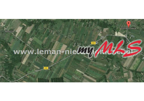 Działka na sprzedaż - Tomaszowice-Kolonia, Jastków, Lubelski, 3600 m², 38 000 PLN, NET-LEM-GS-2569