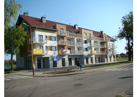 Mieszkanie na sprzedaż - Ińsko Bohaterów Warszawy 36B Ińsko, Parki Krajobrazowe, Jeziora, Węgorzyno, Łobeski, 33,2 m², 79 680 PLN, NET-IM1Weg