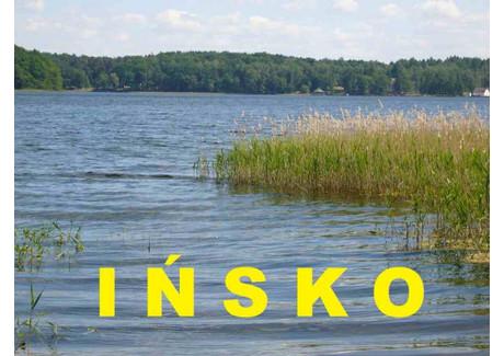 Działka na sprzedaż - Ińsko Bohaterów Warszawy Jezioro Ińsko, Lasy, Obszar Natura, Ińsko, Stargardzki, 500 m², 25 000 PLN, NET-Inskodzialka