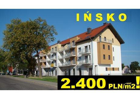 Mieszkanie na sprzedaż - Bohaterów Warszawy 36B Ińsko, Stargardzki, 33,2 m², 79 680 PLN, NET-IP1M3
