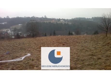 Działka na sprzedaż - Włosań, Mogilany (gm.), Krakowski (pow.), 805 m², 130 000 PLN, NET-62