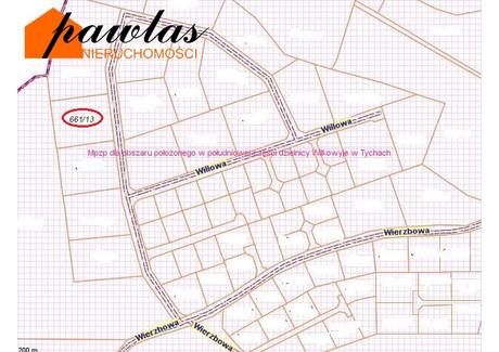 Działka na sprzedaż - Wilkowyje, Tychy, Tychy M., 3062 m², 459 300 PLN, NET-PWL-GS-62