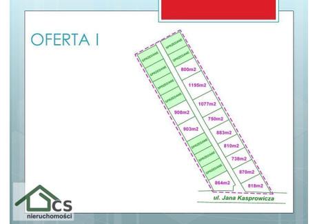 Działka na sprzedaż - Zabrze, 670 m², 77 050 PLN, NET-361805