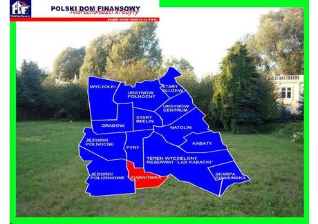 Działka na sprzedaż - Dąbrówka, Ursynów, Warszawa, 2180 m², 1 962 000 PLN, NET-324068