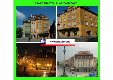 Mieszkanie na sprzedaż - Zamkowy Pl. Stare Miasto, Śródmieście, Warszawa, 51 m², 1 300 000 PLN, NET-323767