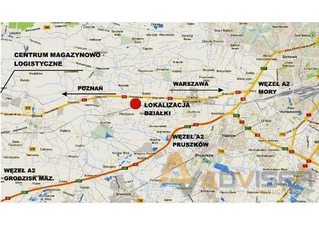 Działka na sprzedaż - Poznańska Płochocin, Ożarów Mazowiecki, Warszawski Zachodni, 9655 m², 1 931 000 PLN, NET-ADV-GS-8559-16