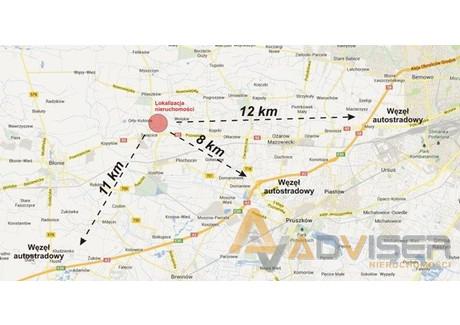 Działka na sprzedaż - Święcice, Ożarów Mazowiecki, Warszawski Zachodni, 21 460 m², 3 990 000 PLN, NET-ADV-GS-20674