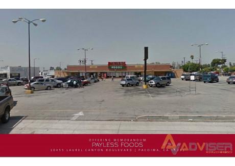 Lokal handlowy na sprzedaż - Pacoima, Kalifornia, Stany Zjednoczone, 1835 m², 13 311 000 PLN, NET-ADV-BS-20746