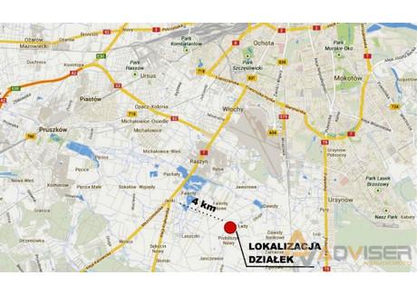 Działka na sprzedaż - Podolszyn Nowy, Raszyn, Pruszkowski, 1491 m², 402 570 PLN, NET-ADV-GS-20698