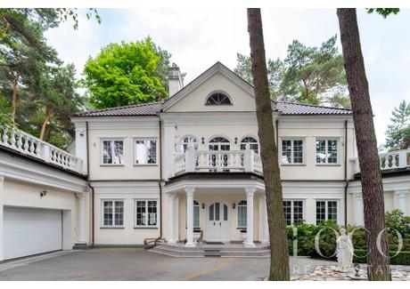 Dom na sprzedaż - Konstancin-Jeziorna, Piaseczyński, 900 m², 12 900 000 PLN, NET-32/464/ODS