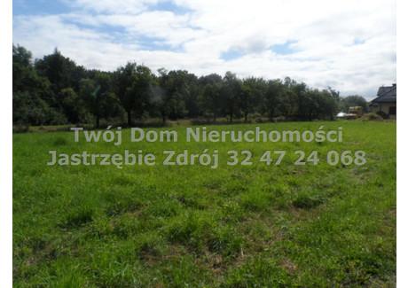 Działka na sprzedaż - Moszczenica, Jastrzębie-Zdrój, Jastrzębie-Zdrój M., 1500 m², 105 000 PLN, NET-TDM-GS-30