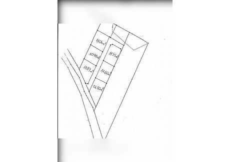 Działka na sprzedaż - Okazja, Ostrzeszewo, Olsztyński, 1184 m², 55 000 PLN, NET-gzs14848917