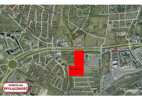 Działka na sprzedaż - Pomorzany, Szczecin, 24 420 m², 11 000 000 PLN, NET-BAS00435