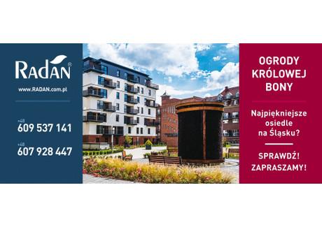 Mieszkanie na sprzedaż - ul. Górnych Wałów Śródmieście, Gliwice, 52,21 m², inf. u dewelopera, NET-2-44