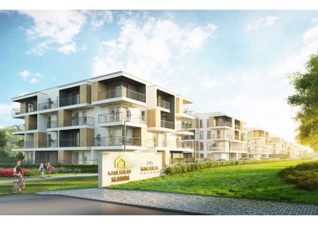 Mieszkanie na sprzedaż - ul. Sławinkowska 49 f Bukszpanowa, Sławin, Lublin, 76,73 m², inf. u dewelopera, NET-42